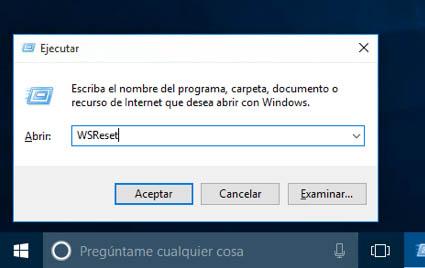 削除または Windows ストア アプリ ストアからキャッシュをクリアする方法 - イメージ 1 - 教授-falken.com