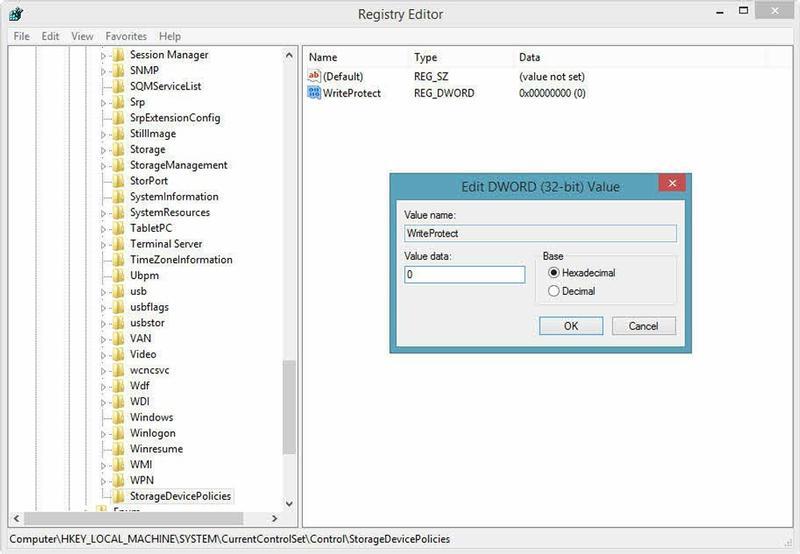 Come eliminare una memoria USB (pendrive) o una scheda SD protetta da scrittura - Immagine 1 - Professor-falken.com