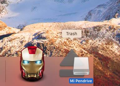 Come espellere, correttamente, un disco, Unità USB o Flash su Mac OS X - Immagine 1 - Professor-falken.com
