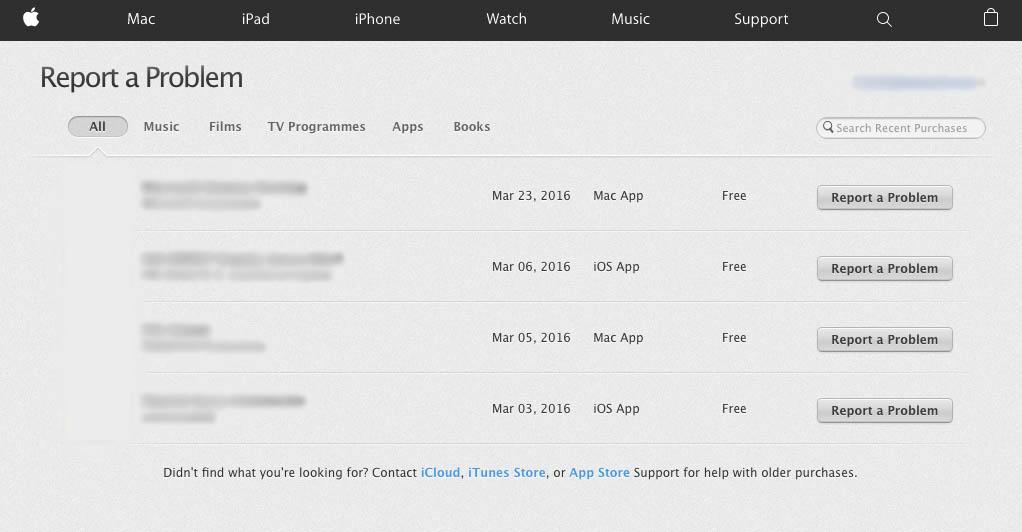 Πώς να αποκτήσετε αποζημίωση ή επιστροφή της αγοράς στο Google Play Store ή το App Store - Εικόνα 5 - Professor-falken.com