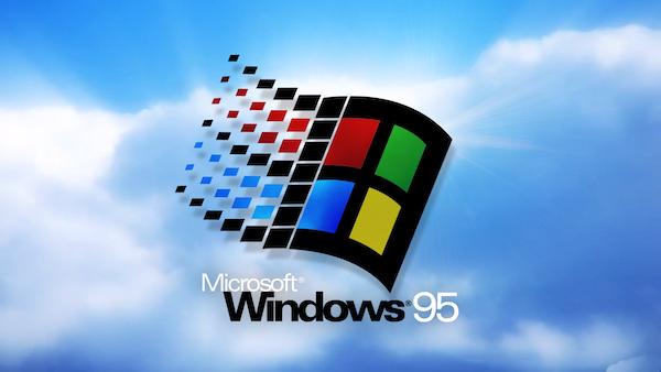 Windows のそれらの日々 を思い出す 95, お使いのブラウザーから, オンラインこのエミュレーターのおかげで - 教授-falken.com