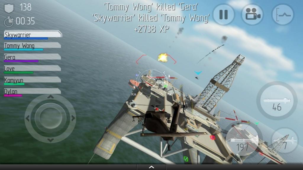 Top 5 de los mejores juegos de combate aéreo para Android - Image 3 - professor-falken.com
