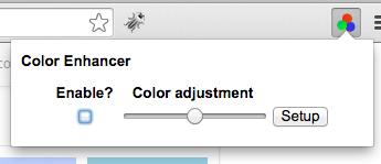 Una extensión de Chrome que ayuda a los usuarios daltónicos a ver la web - Image 2 - professor-falken.com