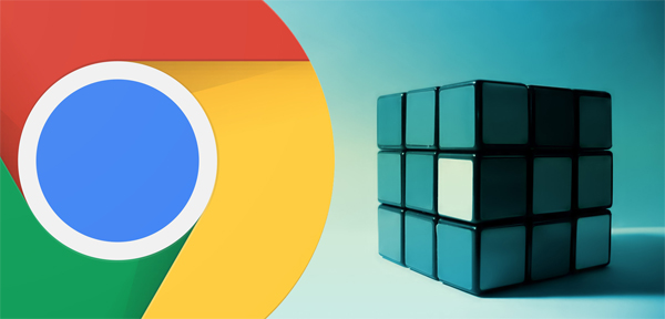 Eine Erweiterung für Chrome, die blinde Benutzern hilft finden Sie im web - Prof.-falken.com