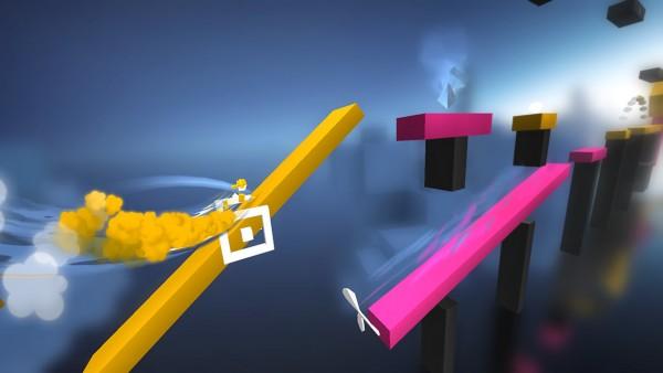 Chameleon Run, un runner de plataformas muy visual - Image 2 - professor-falken.com