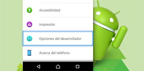 Πώς να ενεργοποιήσετε το μενού επιλογών στα Android Developer - Professor-falken.com