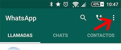 Como mudar o papel de parede do WhatsApp fala - Imagem 1 - Professor-falken.com