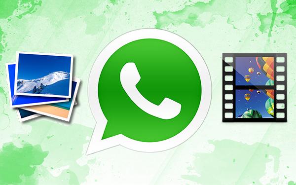 Como configurar o WhatsApp downloads evitando consumo de seus dados de taxa - Professor-falken.com
