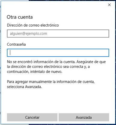 Windows 上で Outlook に電子メール アカウントを追加または構成する方法 10 - イメージ 7 - 教授-falken.com