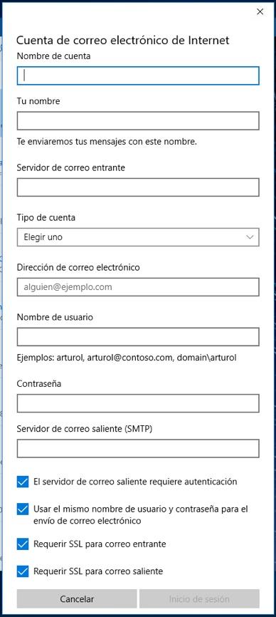 Windows 上で Outlook に電子メール アカウントを追加または構成する方法 10 - イメージ 8 - 教授-falken.com