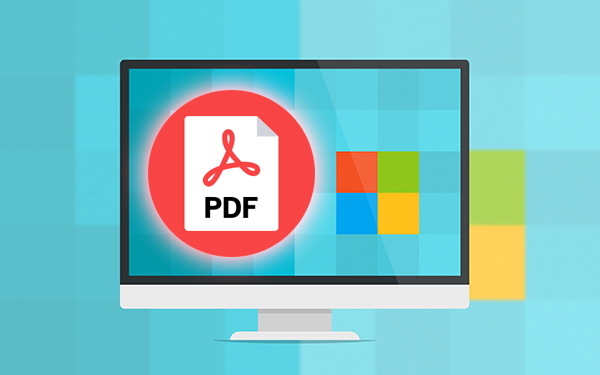 Come convertire file e documenti in PDF su Windows 10 - Professor-falken.com