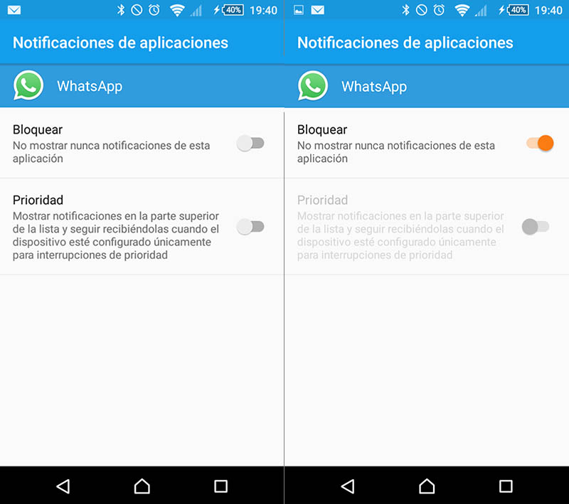 Πώς να απενεργοποιήσετε τις ειδοποιήσεις από μια εφαρμογή για το Android - Εικόνα 3 - Professor-falken.com