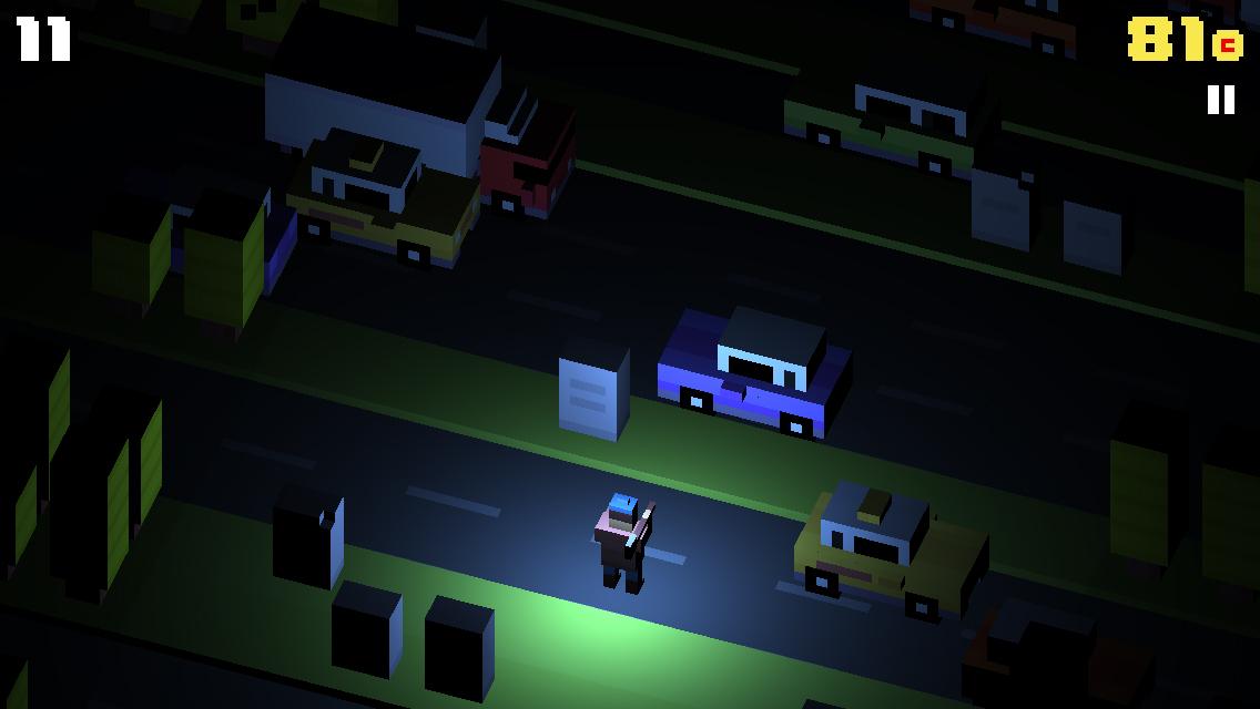 Crossy Road, una versión moderna del juego de la rana que cruza la carretera - Image 5 - professor-falken.com