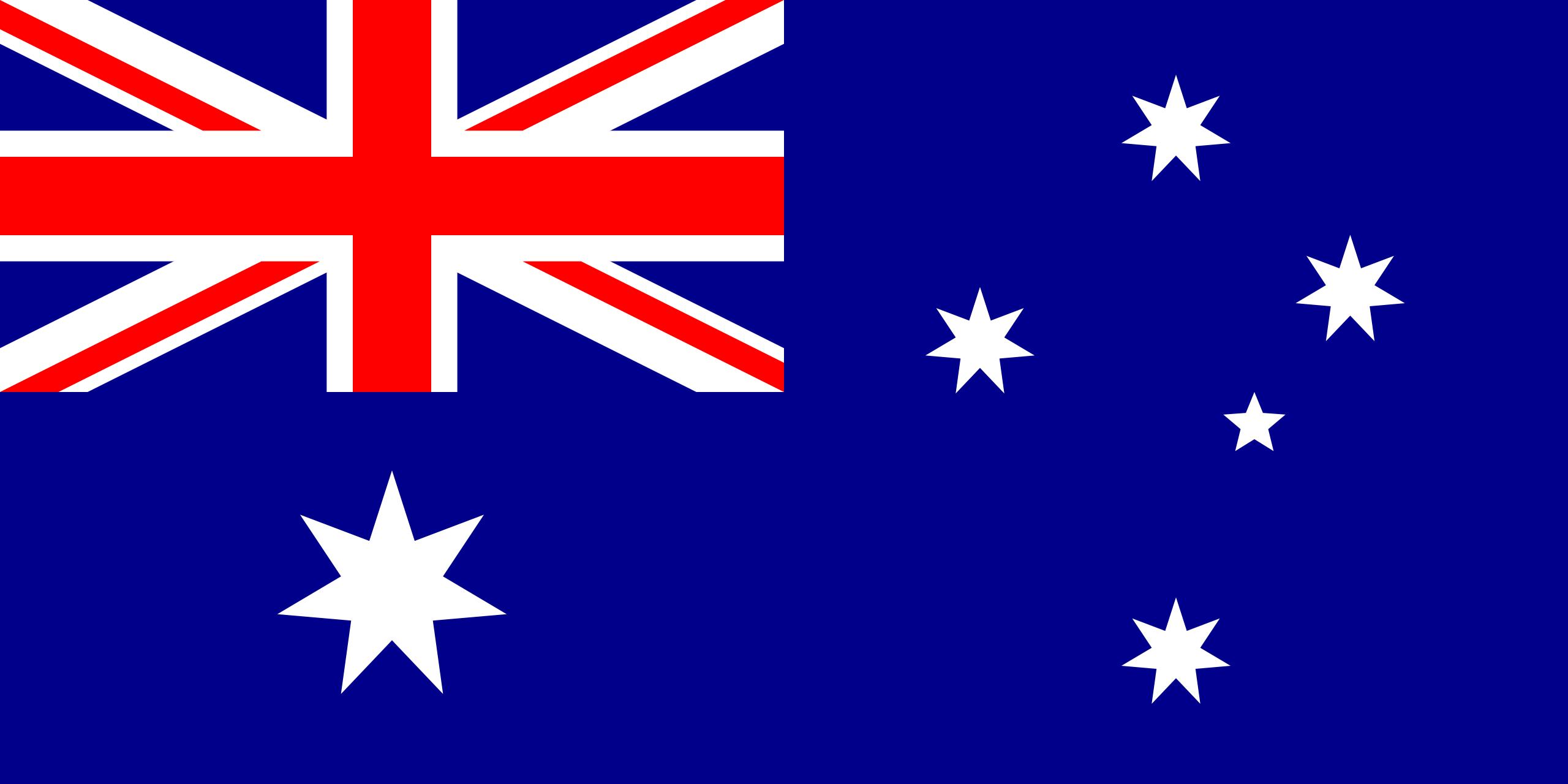 Austrália, país, Brasão de armas, logotipo, símbolo - Papéis de parede HD - Professor-falken.com