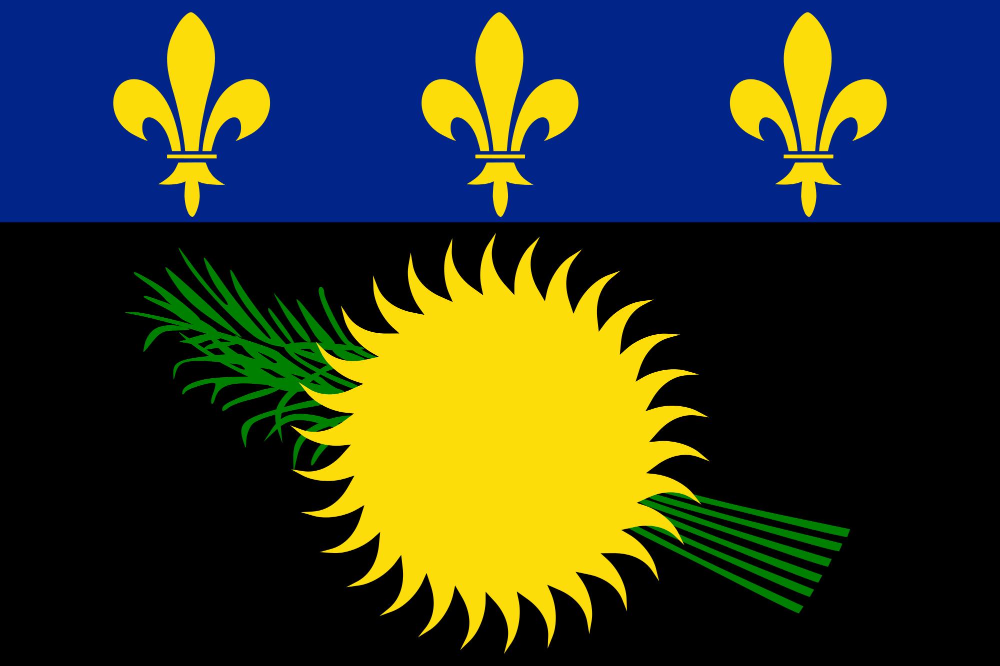 guadalupe, paese, emblema, logo, simbolo - Sfondi HD - Professor-falken.com