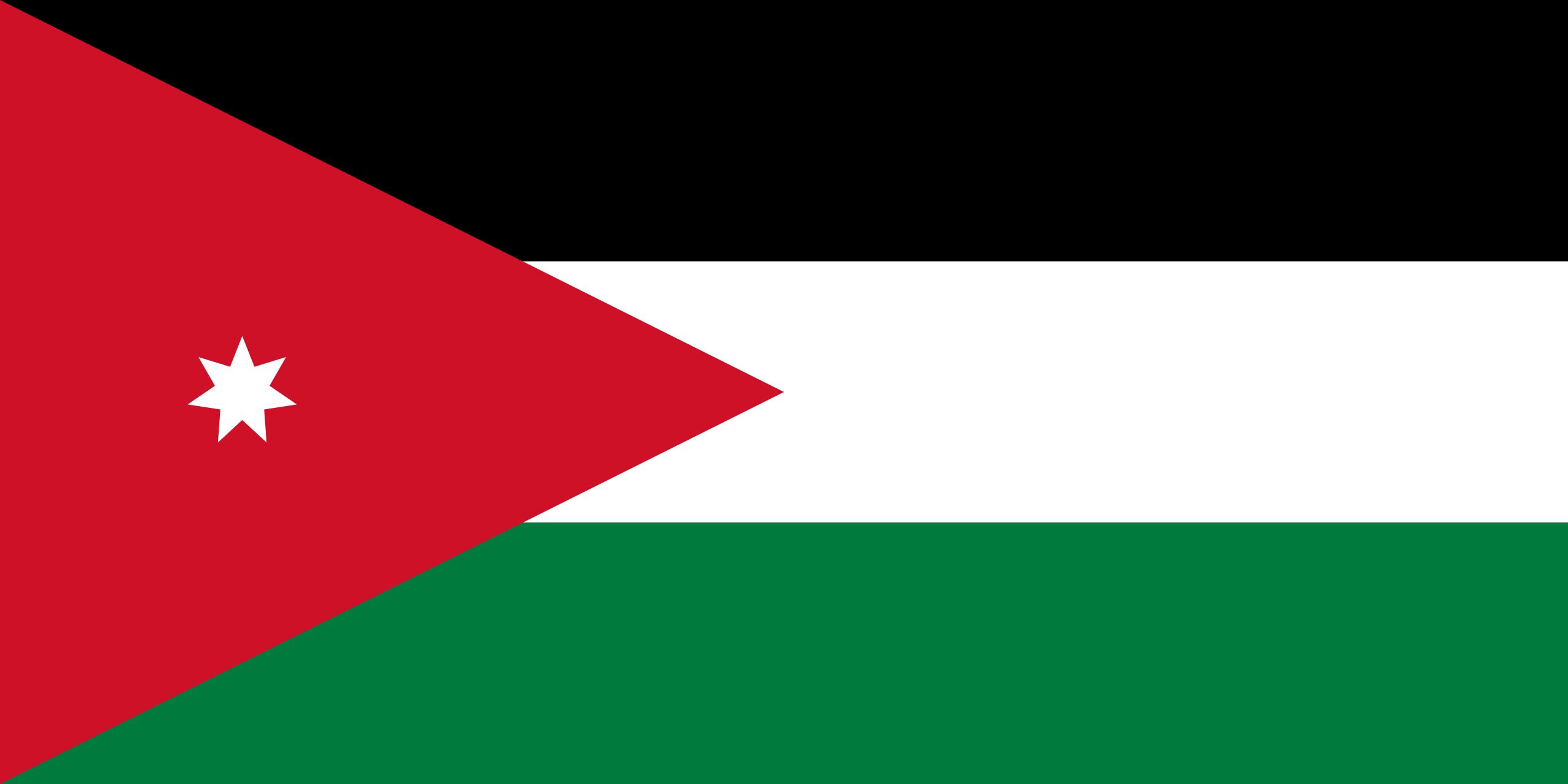 Jordânia, país, Brasão de armas, logotipo, símbolo - Papéis de parede HD - Professor-falken.com