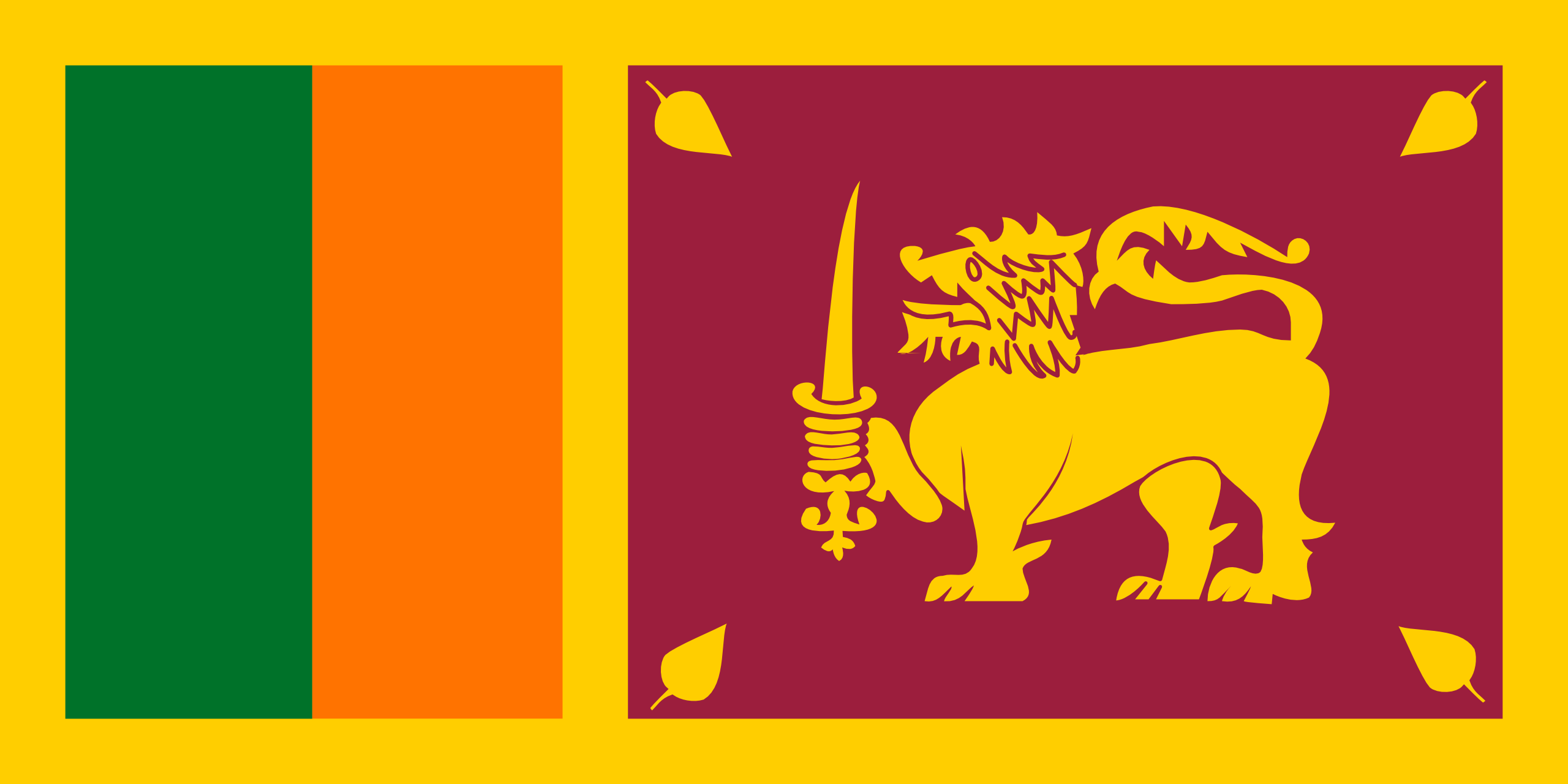 sri lanka, χώρα, έμβλημα, λογότυπο, σύμβολο - Wallpapers HD - Professor-falken.com