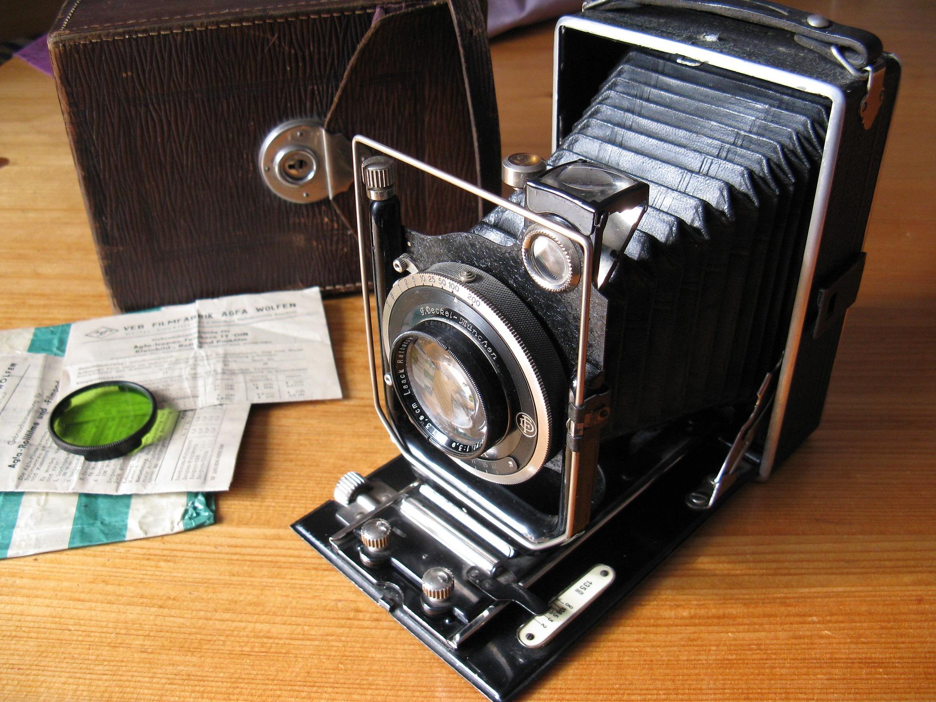camara, Vintage, vieux, caappareil photosouvenirs, photographie - Fonds d'écran HD - Professor-falken.com