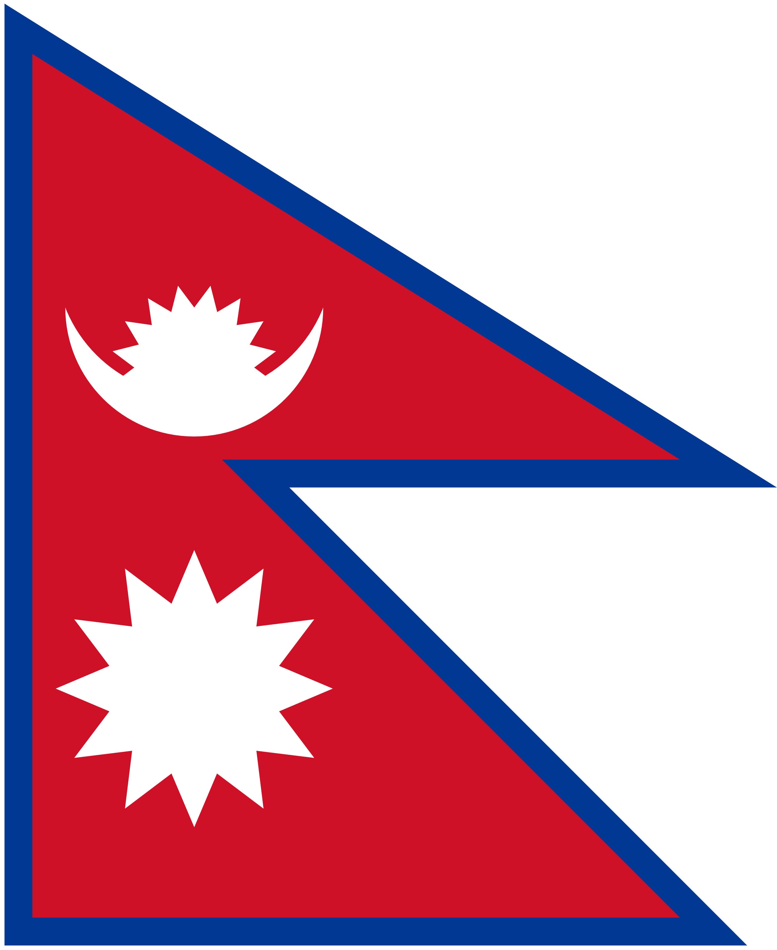 Népal, pays, emblème, logo, symbole - Fonds d'écran HD - Professor-falken.com