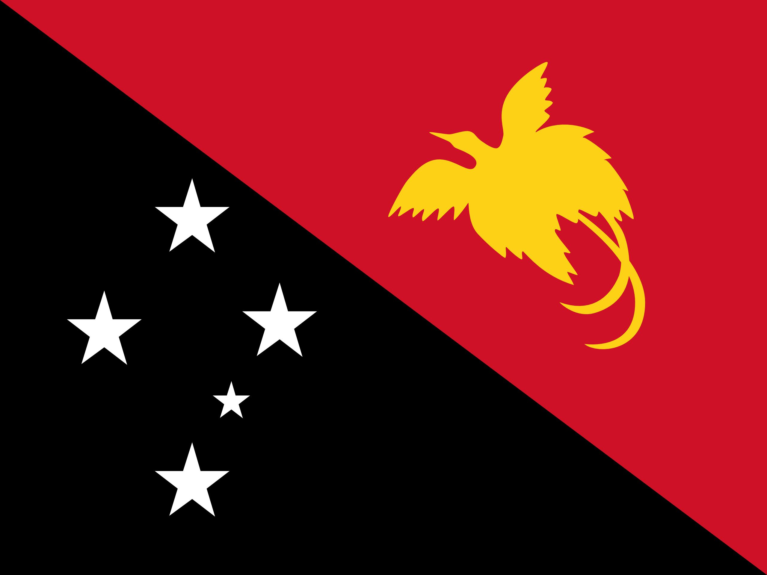 papúa nueva guinea, Land, Emblem, Logo, Symbol - Wallpaper HD - Prof.-falken.com