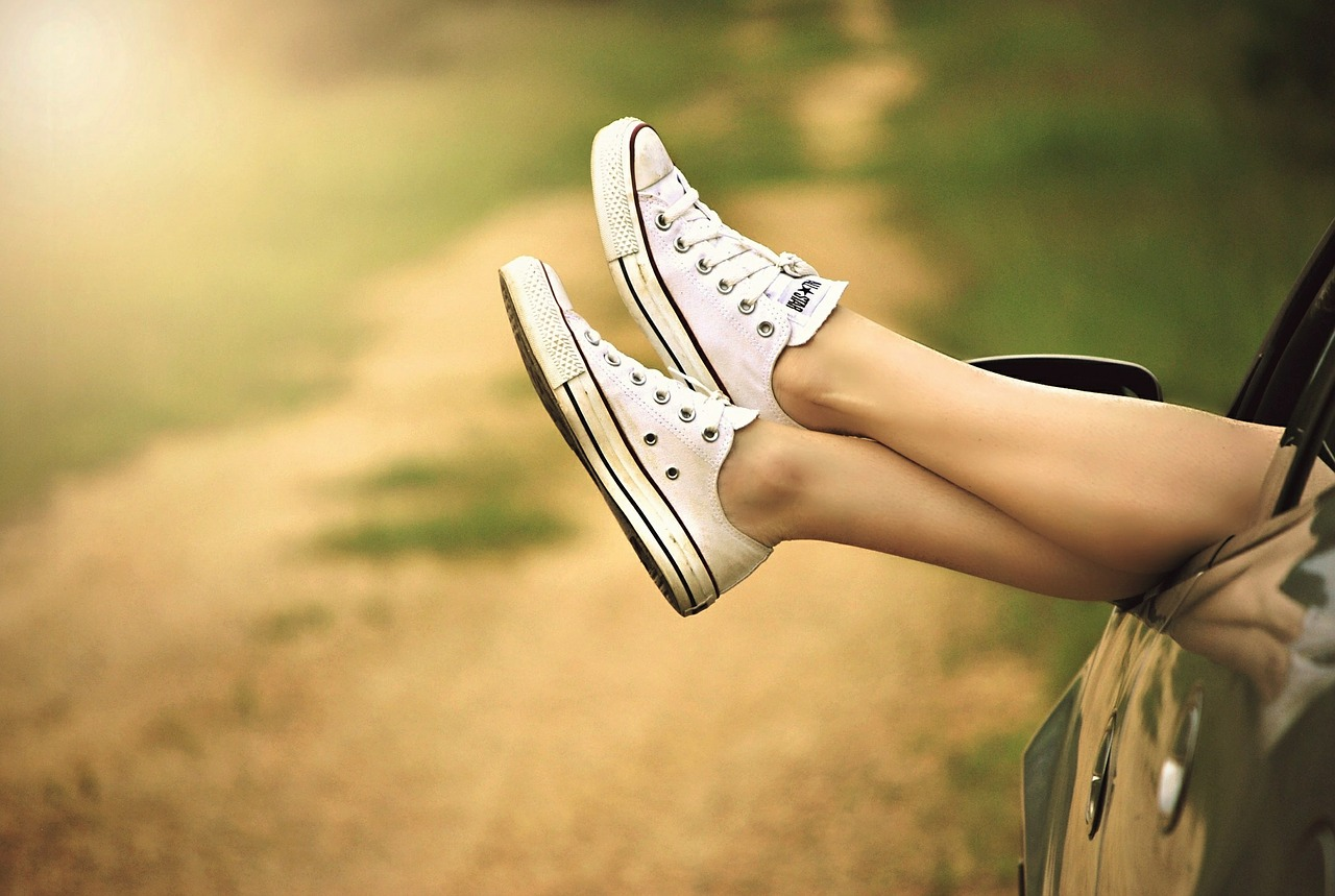 piernas, ventanilla, coche, camino, zapatos, libertad, relax, mujer - Fondos de Pantalla - professor-falken.com