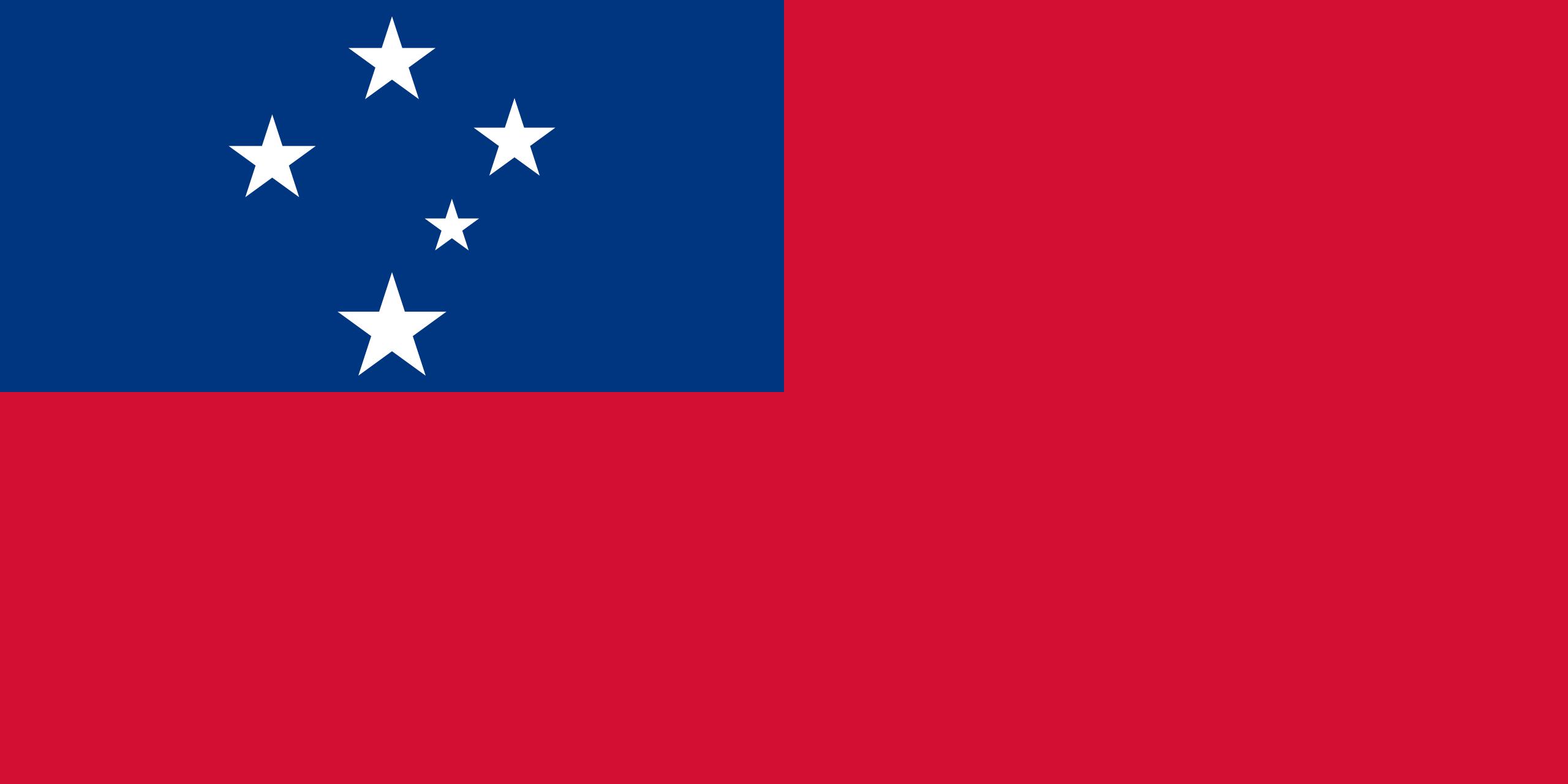 Samoa, pays, emblème, logo, symbole - Fonds d'écran HD - Professor-falken.com