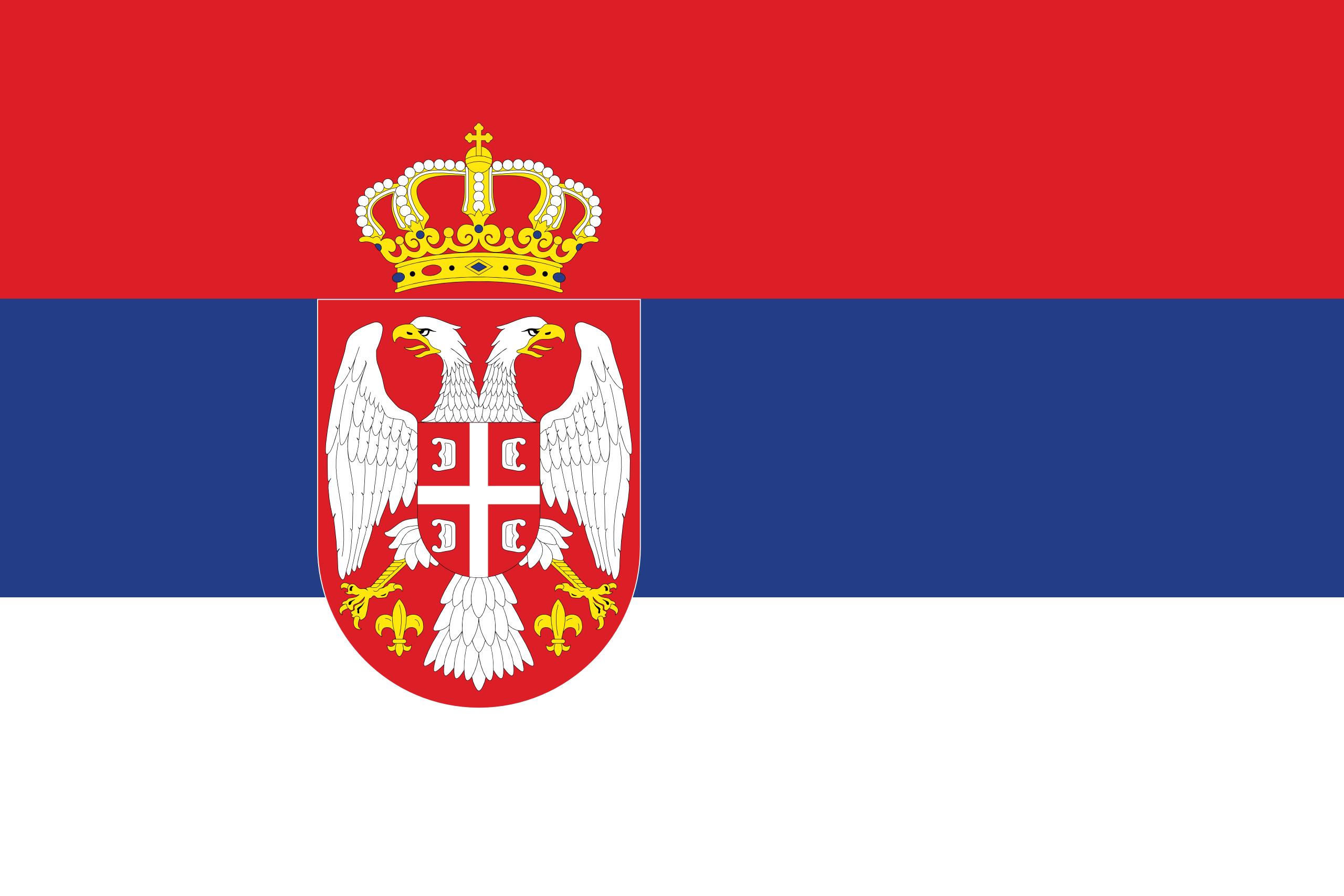 serbia, χώρα, έμβλημα, λογότυπο, σύμβολο - Wallpapers HD - Professor-falken.com