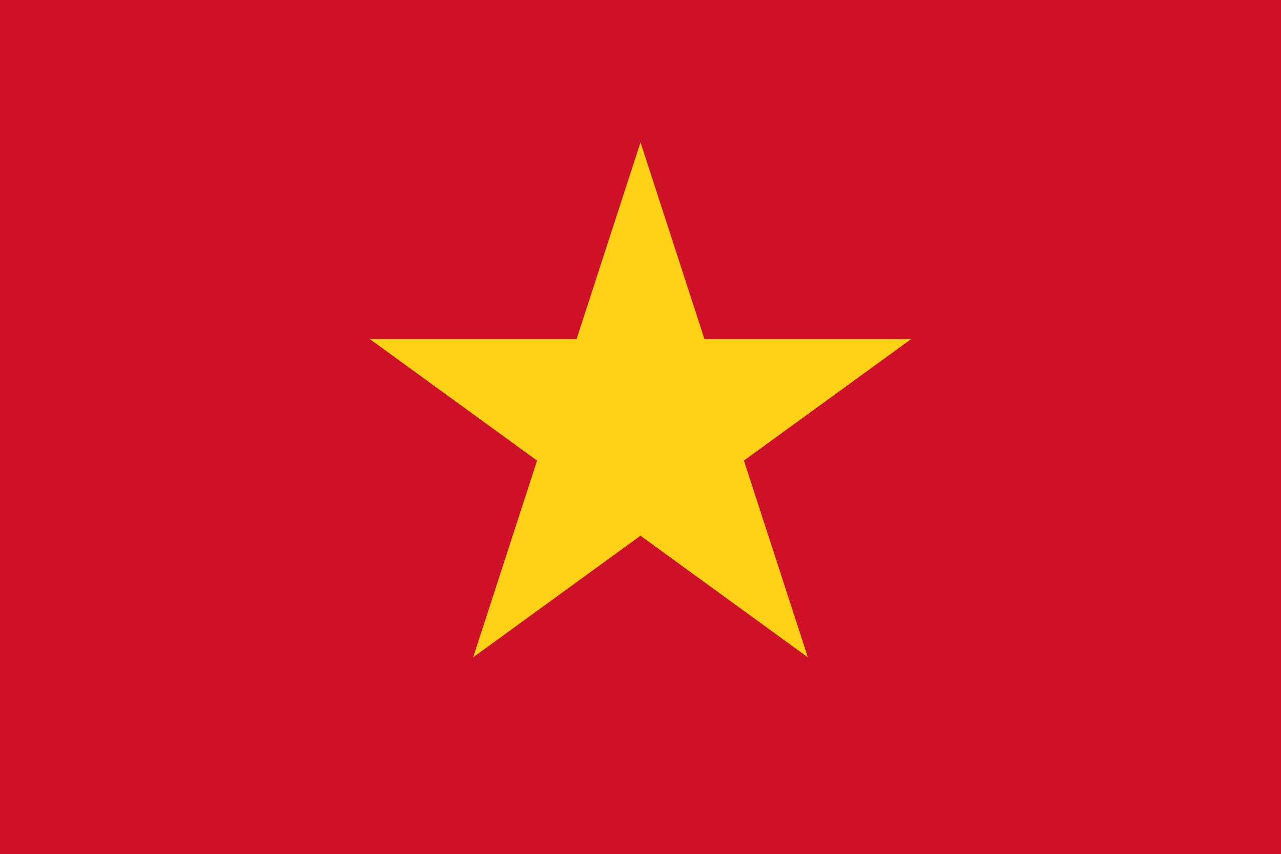 Вьетнам, страна, Эмблема, логотип, символ - Обои HD - Профессор falken.com