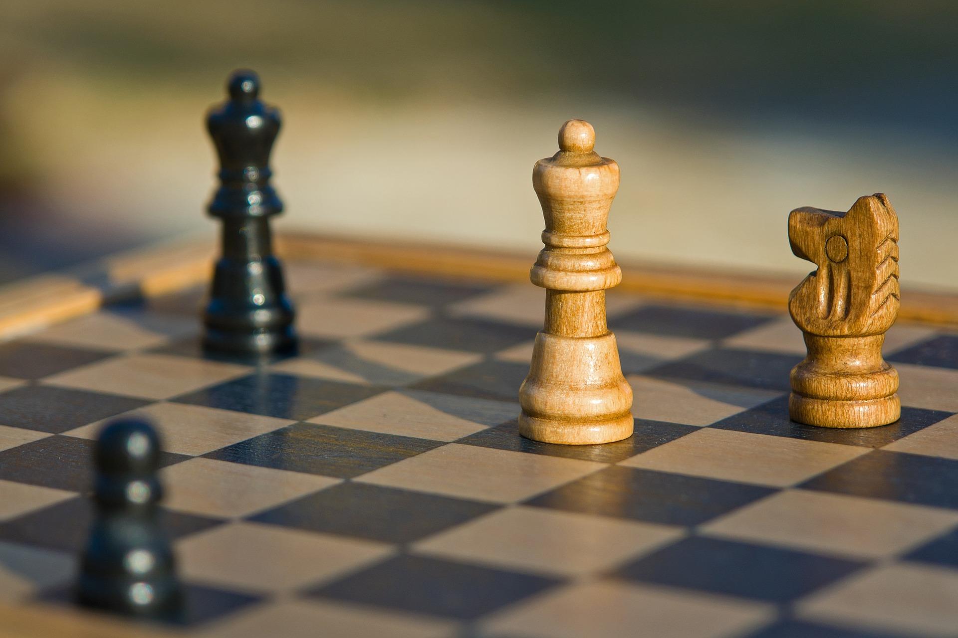 ajedrez, tablero, fichas, estrategia, juegos de mesa - Fondos de Pantalla HD - professor-falken.com
