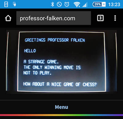 如何使比铬选项卡, 和浏览器本身, 适应您的网站的颜色 - 图像 2 - 教授-falken.com