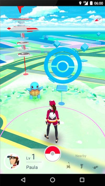 Pokemon Go, Télécharger un simple jeu de ramassage qui a déjà des millions de joueurs - Image 1 - Professor-falken.com