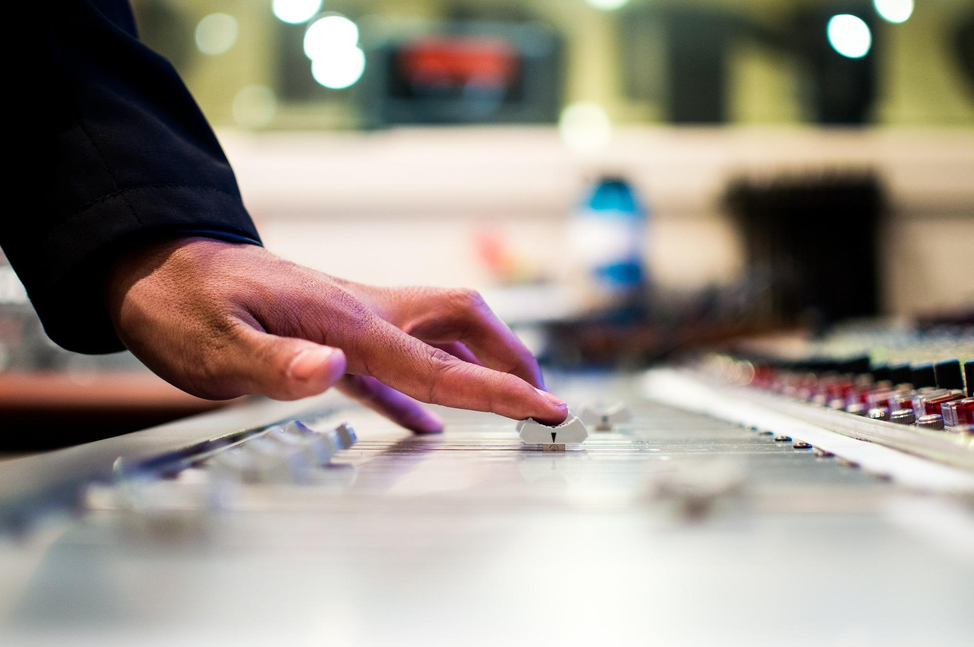 表, 混合物, 声音, DJ, 均衡器 - 高清壁纸 - 教授-falken.com
