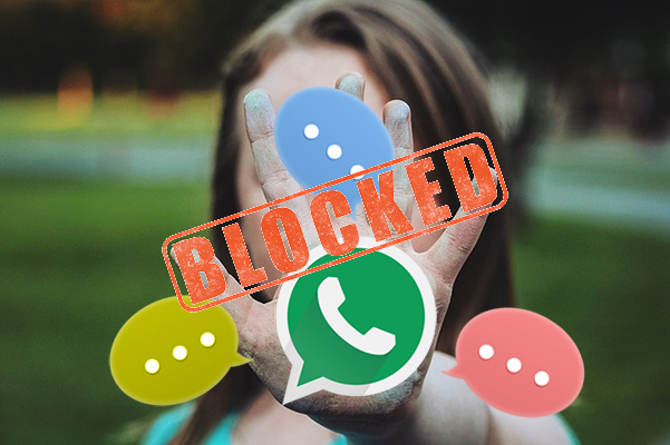 Comment bloquer / débloquer un contact WhatsApp - Professor-falken.com