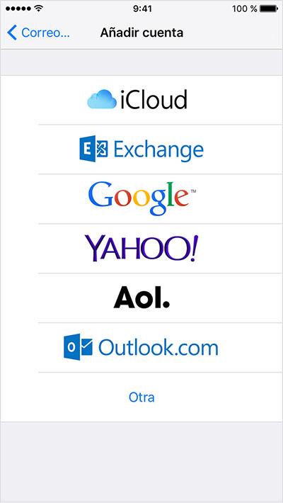 ईमेल सिंक्रनाइज़ करने के लिए कैसे, Android और iOS के बीच संपर्कों और कैलेंडर - छवि 3 - प्रोफेसर-falken.com