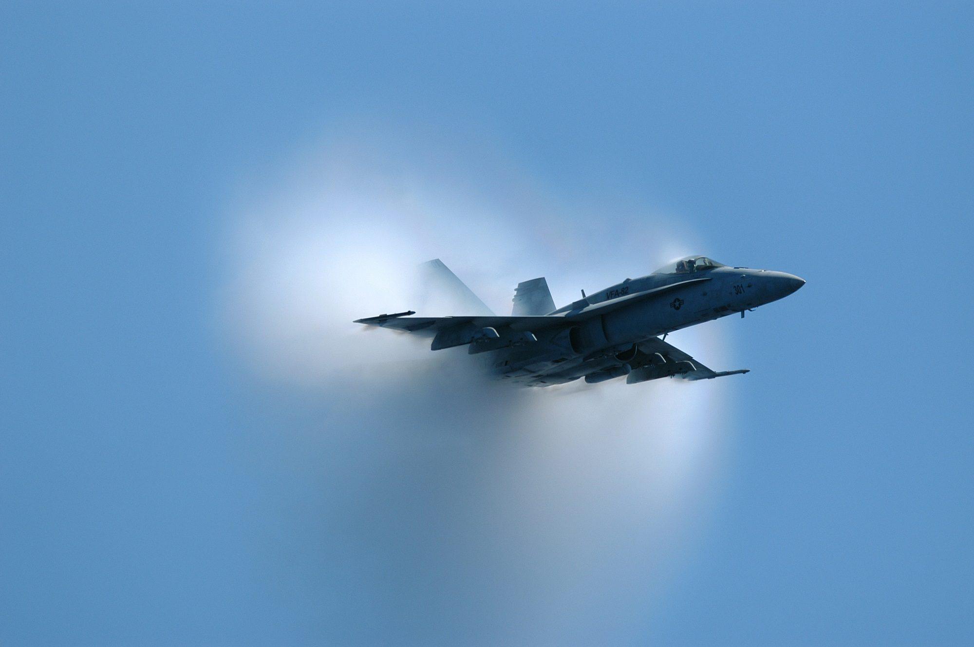 aviões, barreira, som, velocidade, explosão - Papéis de parede HD - Professor-falken.com