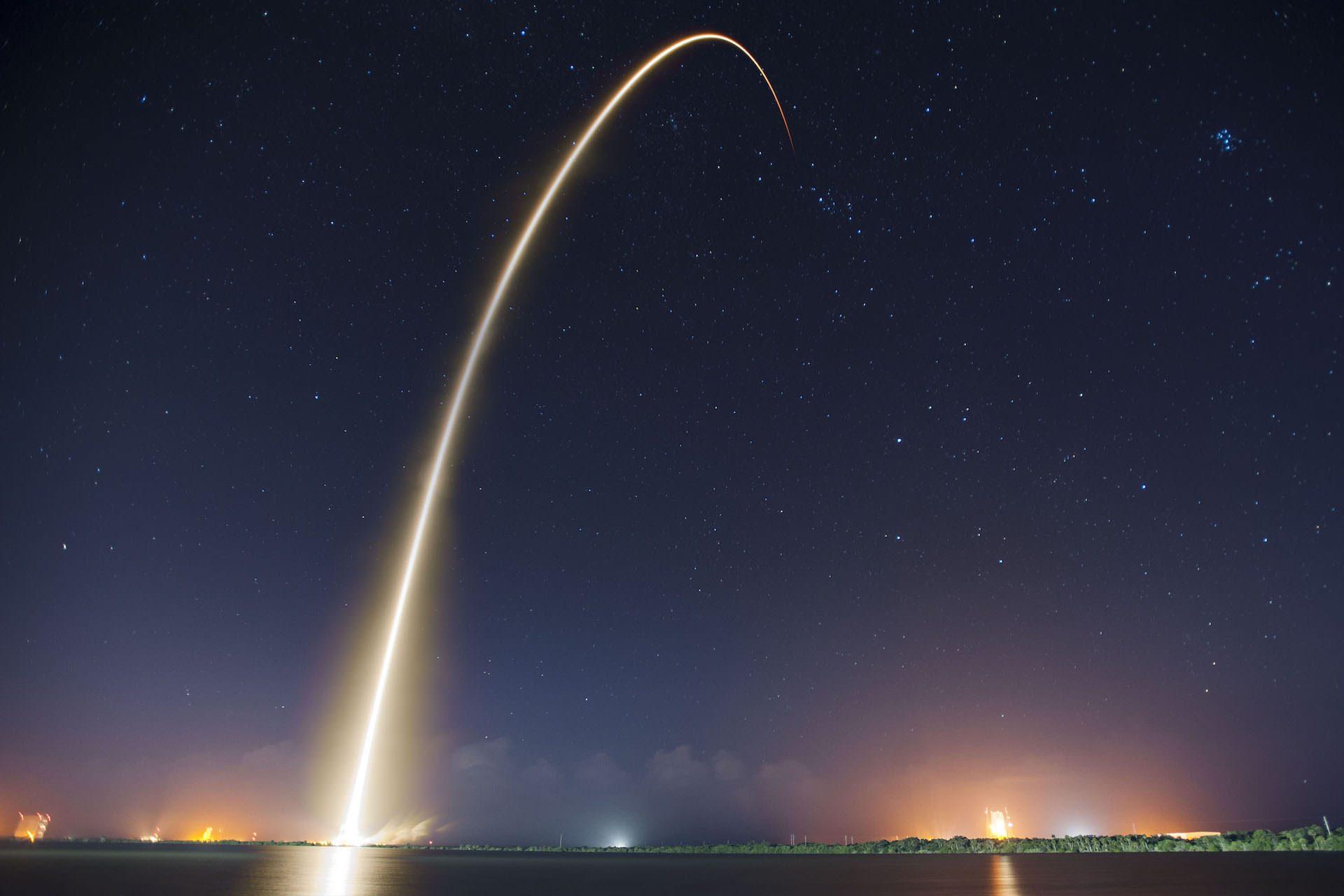 cabo cañaveral, estación espacial, nasa, cohete, despegue - Fondos de Pantalla HD - professor-falken.com