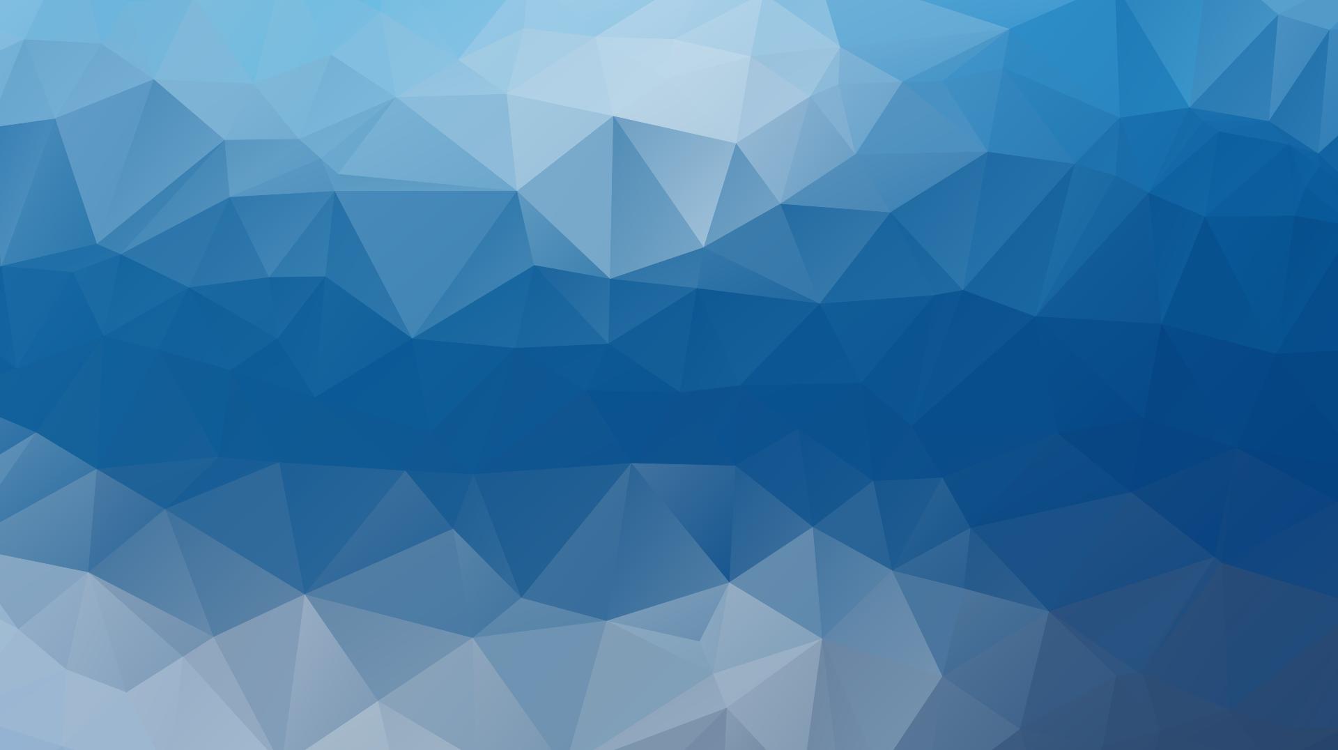 malla, त्रिकोण, polígonos, ब्लू, celeste - HD वॉलपेपर - प्रोफेसर-falken.com