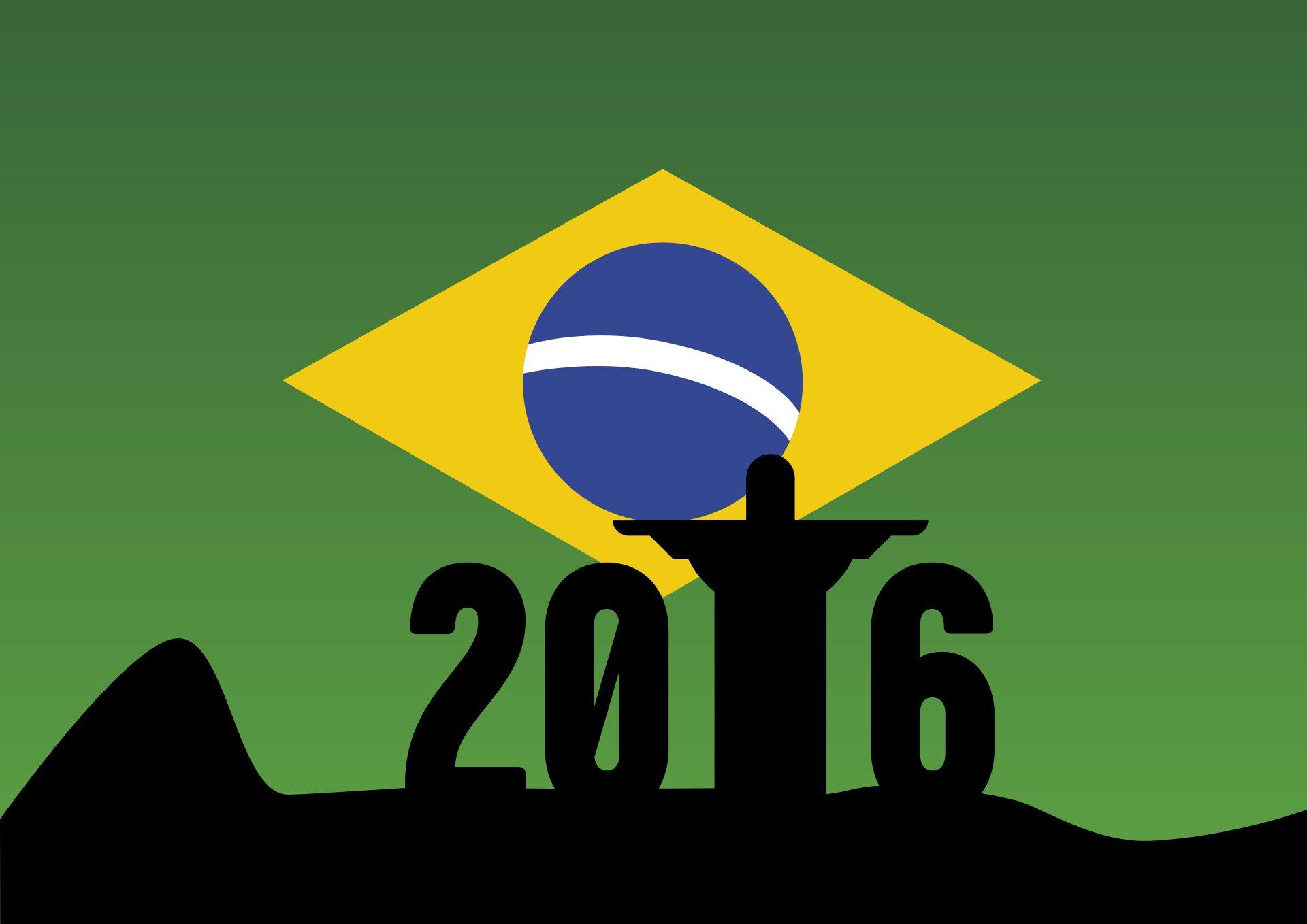 olimpiadas, Rio De Janeiro UrOlympische Spielempicos, Brazilien, Cristo corcovado - Wallpaper HD - Prof.-falken.com