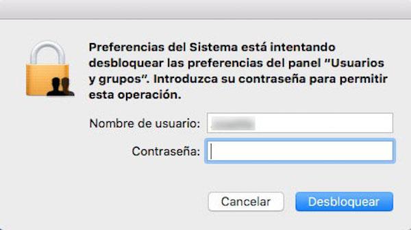 Come modificare il nome di un account utente sul vostro Mac - Immagine 3 - Professor-falken.com