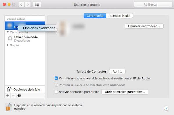 Как изменить имя счетчика пользователей на вашем Mac - Изображение 4 - Профессор falken.com