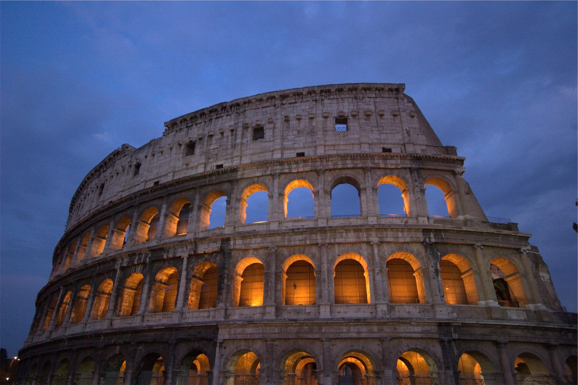 Colisée, Romain, Rome, Empire, Italie - Fonds d'écran HD - Professor-falken.com