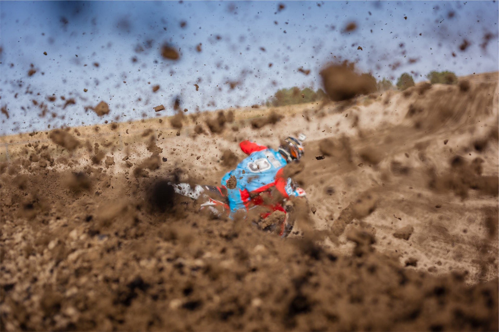 Motocross, moto, fango, Drift, rischio - Sfondi HD - Professor-falken.com
