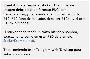 Come creare i tuoi disegni o adesivi per telegramma Messenger - Immagine 3 - Professor-falken.com