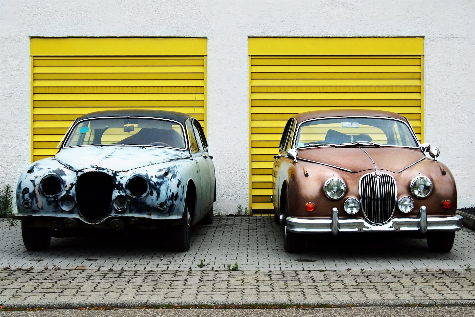 Autos, alt, erneuert, Jahrgang, Klassiker - Wallpaper HD - Prof.-falken.com
