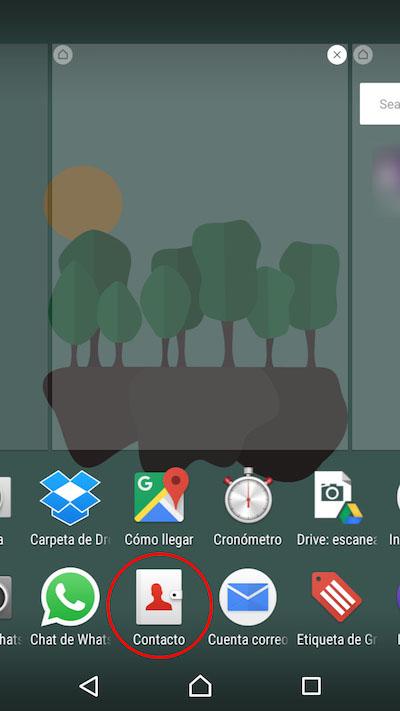 Come aggiungere un contatto alla visualizzazione della casa per il vostro Android - Immagine 3 - Professor-falken.com