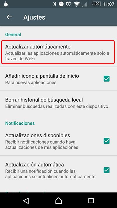 Como desativar atualizações automáticas de aplicativos no seu Android - Imagem 4 - Professor-falken.com