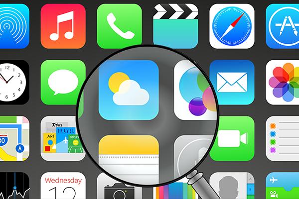Cómo aumentar एल tamaño डे लॉस iconos डे टू iPhone - प्रोफेसर-falken.com