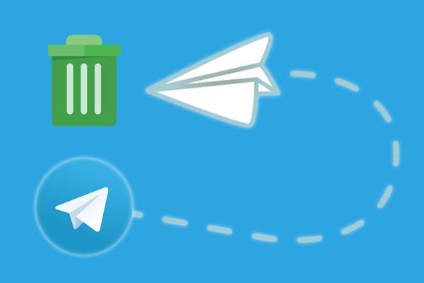 如何删除或删除在最后一次发送的邮件 48 在电报中的小时 - 教授-falken.com