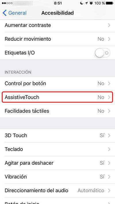 Wie zu stoppen und schalten Sie Ihr iPhone, wenn die Power-Taste nicht funktioniert - Bild 3 - Prof.-falken.com