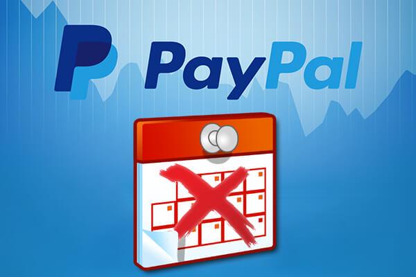 Как отменить или отключение периодических платежей в Paypal - Профессор falken.com